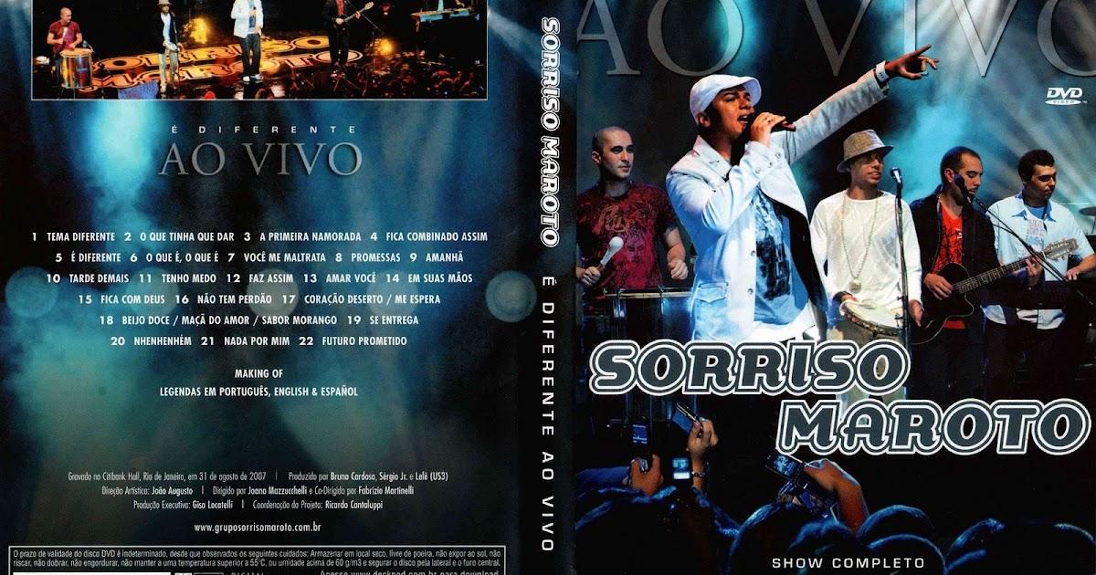 DO BAIXAR CD SORRISO MAROTO DIFERENTE PARA